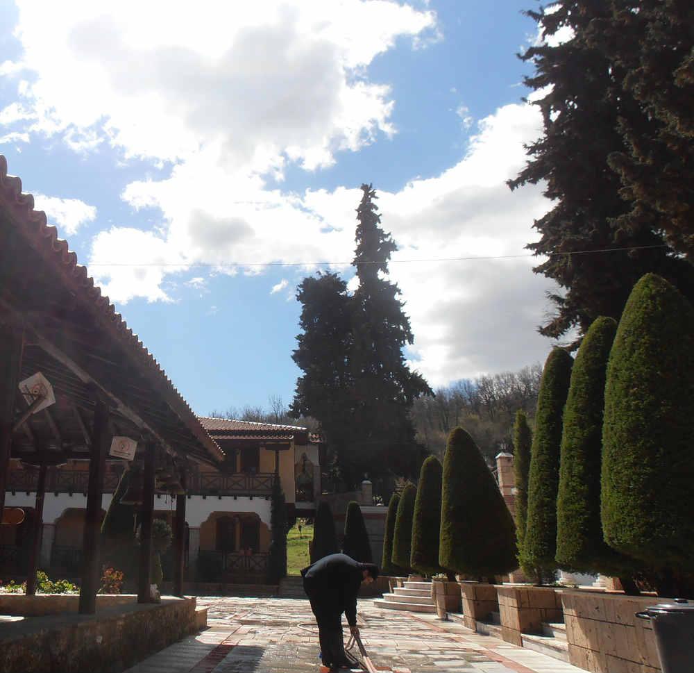 монастырь Довра, экскурсии в Верию, экскурсии по Греции
