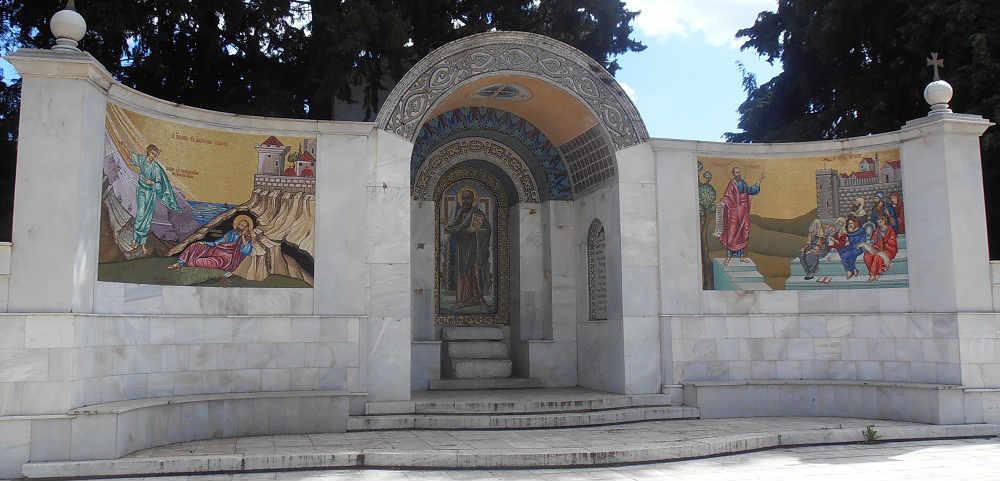 трибуна апостола Павла, верия, экскурсии по Верии
