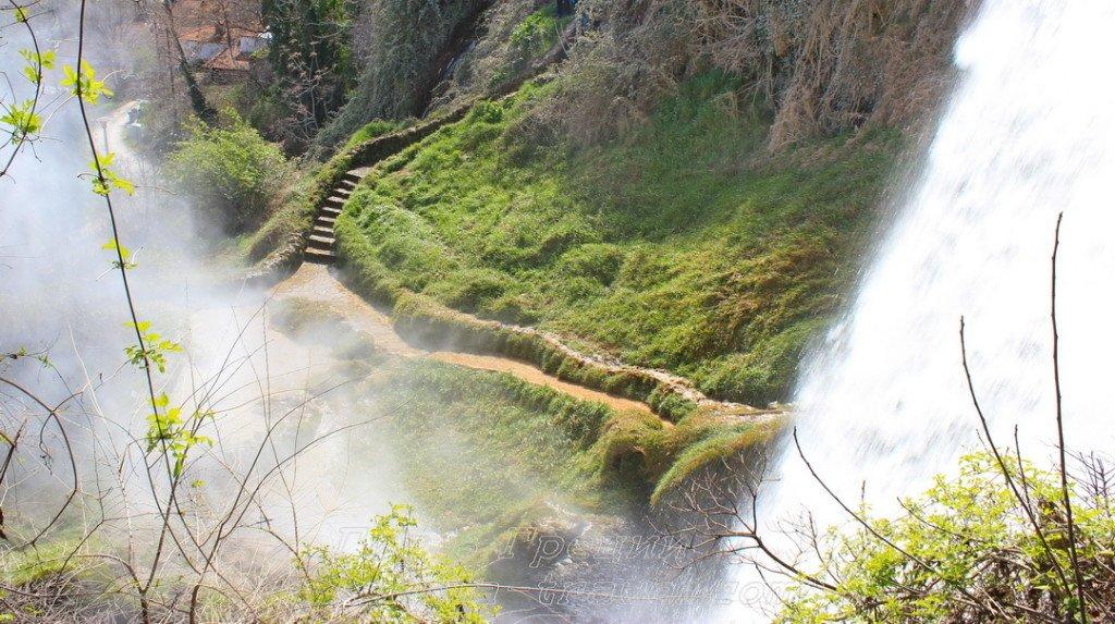 эдесса - город водопадов