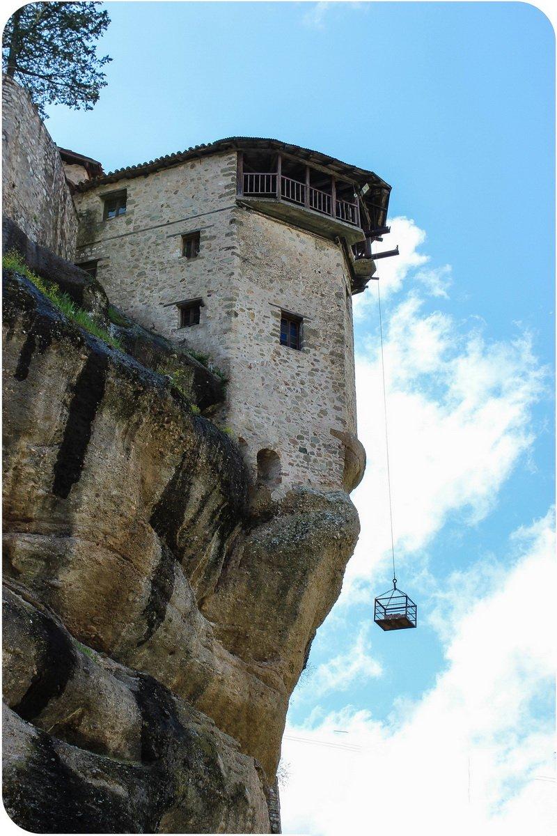 Монастырь Варлаама (Всех Святых)