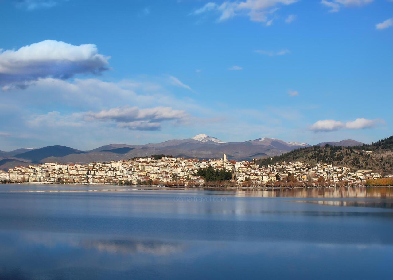Касторья - город в Северной Греции, экскурсии в город Касторью