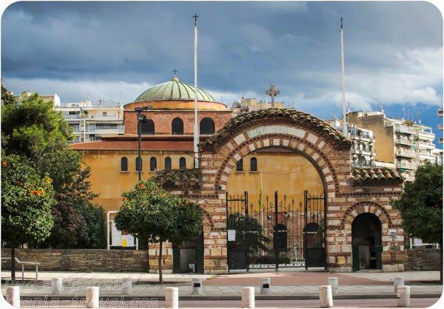 В Салониках 2013 г. объявлен Годом святых равноапостольных Кирилла и Мефодия