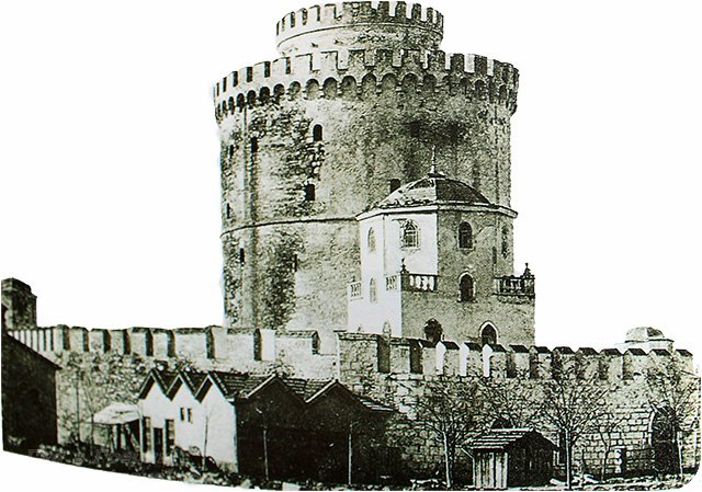 белая башня салоники: достопримечательности салоники