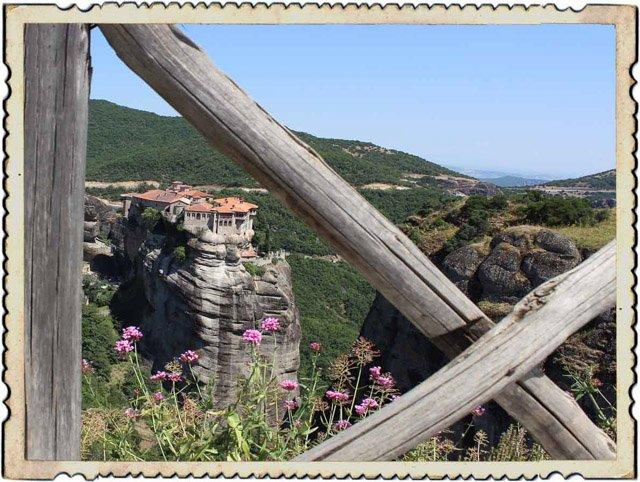 монастырь варлаама, метеоры греция