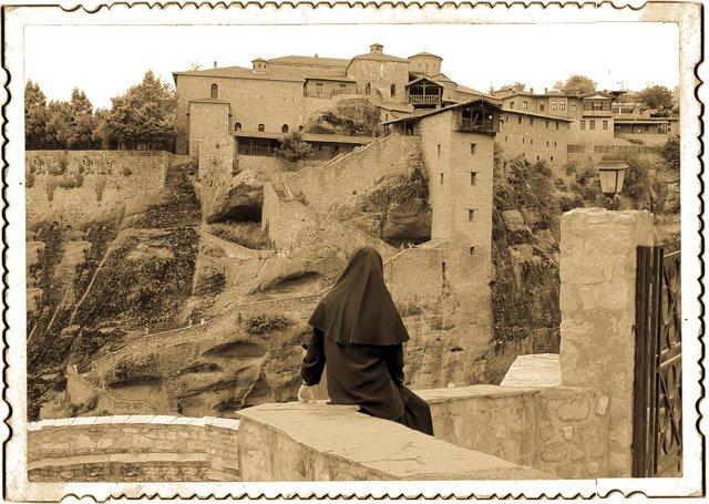 Монастырь Преображения (Великий Метеор)