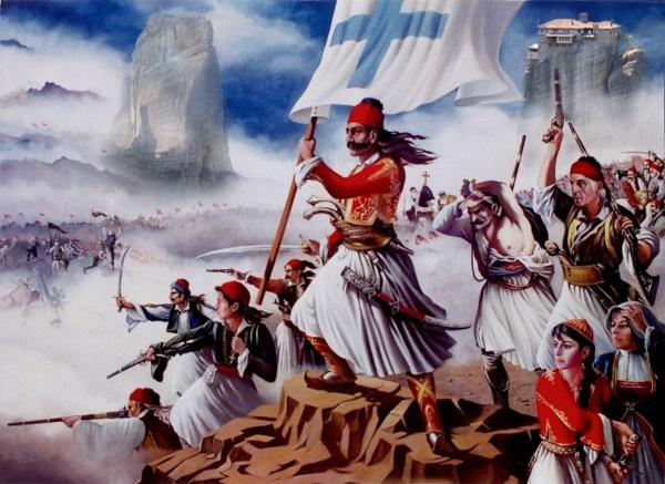 битва с арабами