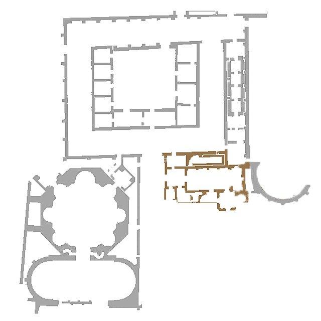 термы императора галерия, достопримечательности Салоники