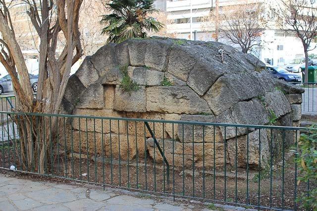 Македонская гробница: старые Салоники
