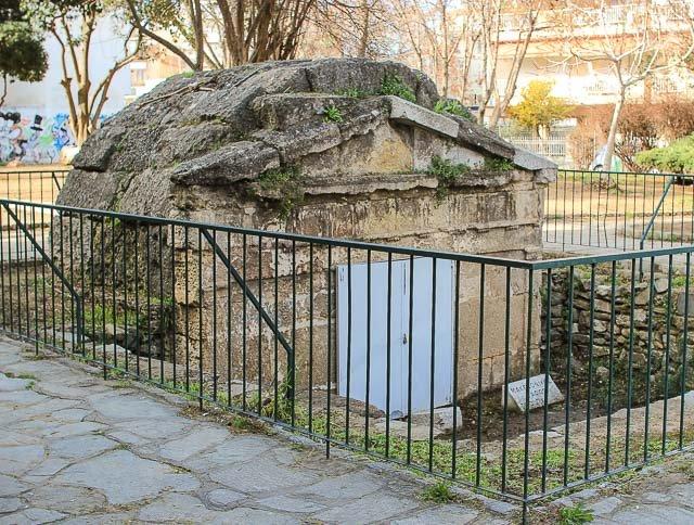 македонские гробницы, достопримечательности Салоники, экскурсии