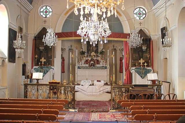 армянская церковь, достопримечательности Салоники