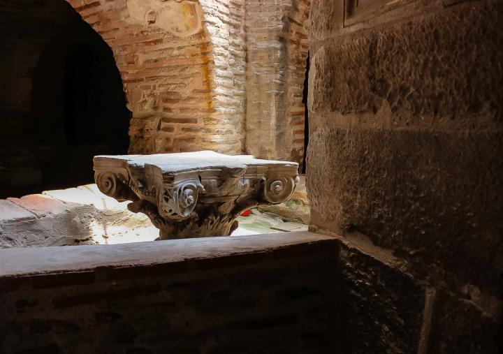 катакомбы Салоники, достопримечательности Салоники