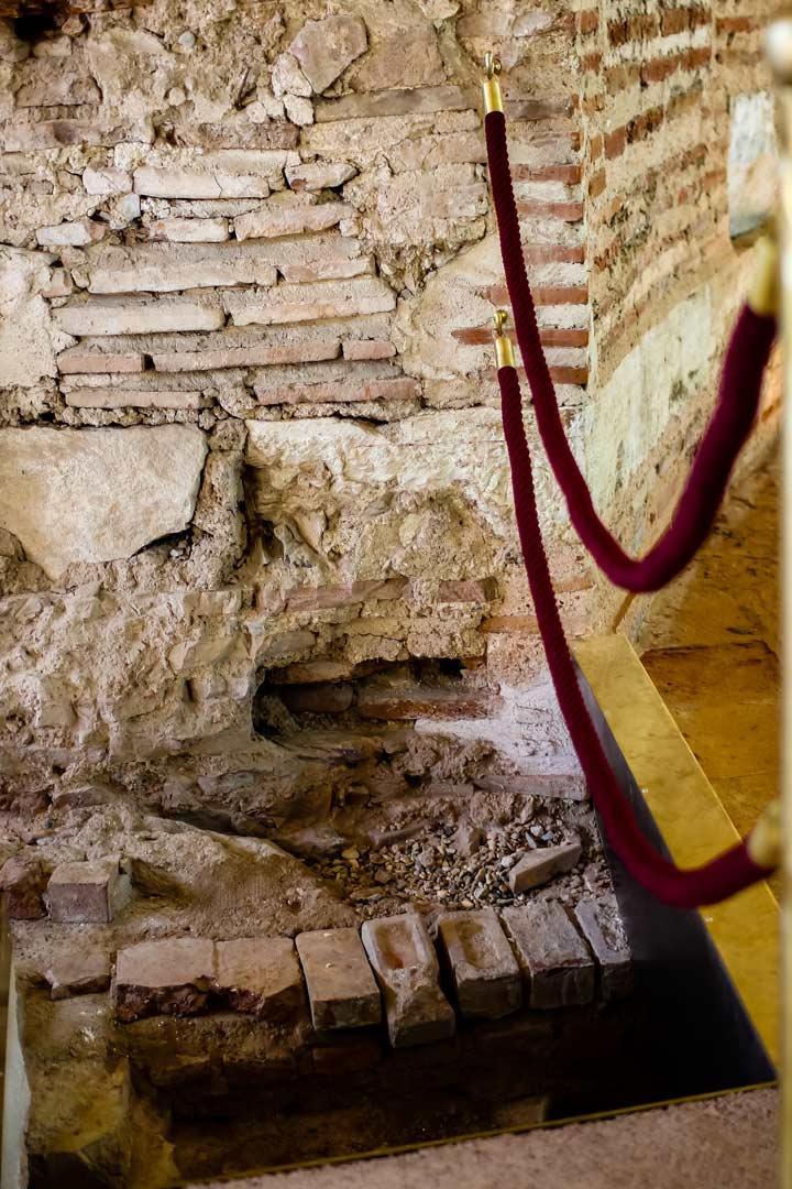 подземные катакомбы, достопримечательности Салоники