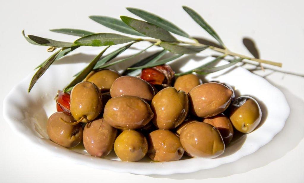 греческие оливки халкидик