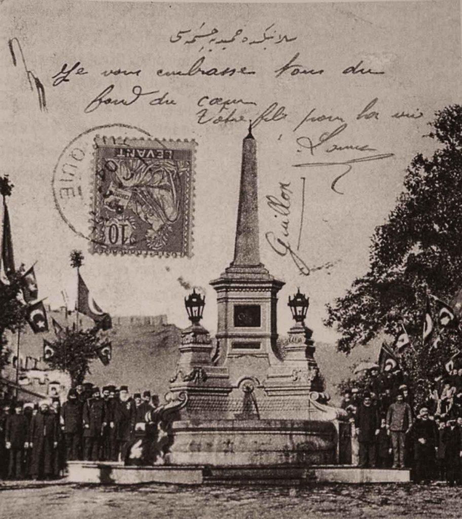 интривани фонтан, достопримечательности Салоники
