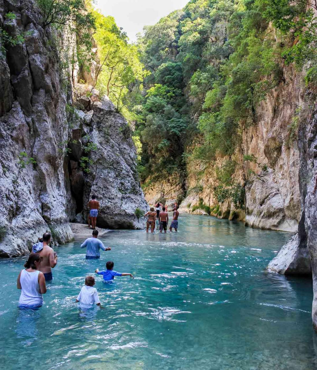 греция, река ахерон