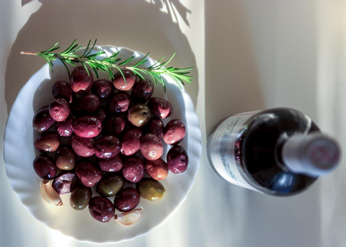 оливки сорта амфисса