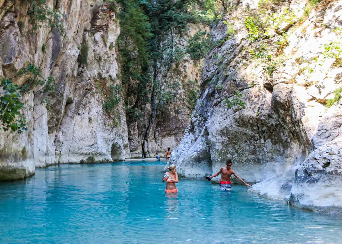 ахерон - река загробного мира