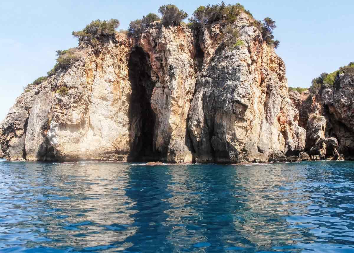 экскурсия на ахерон, экскурсии в греции