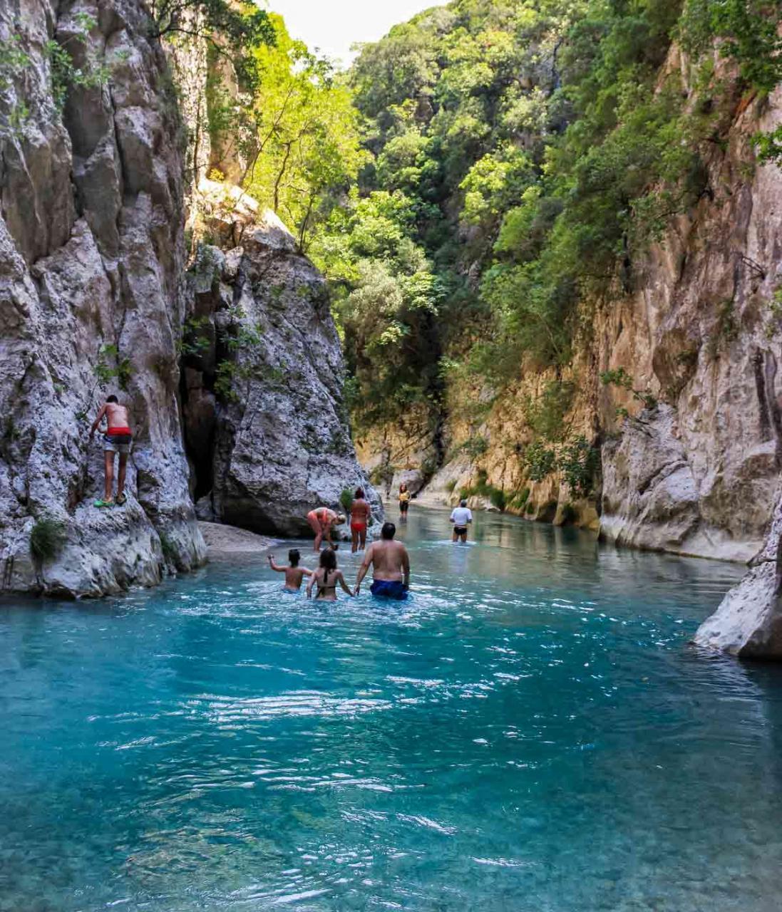 ахерон греция, экскурсия к мистической реке.