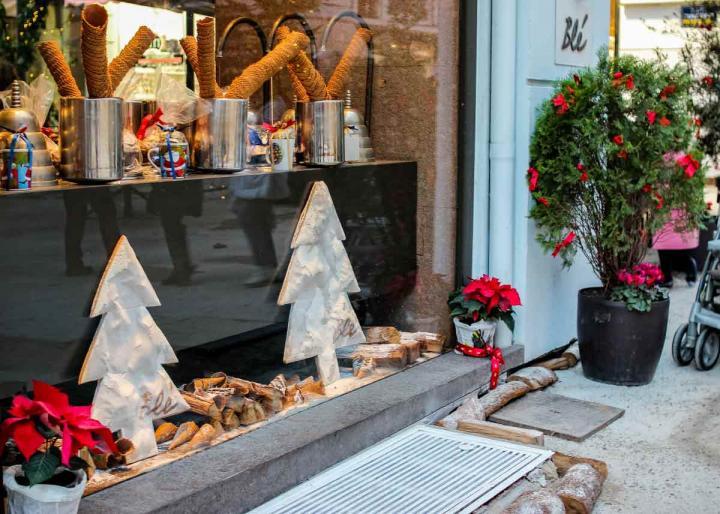 салоники и рождество