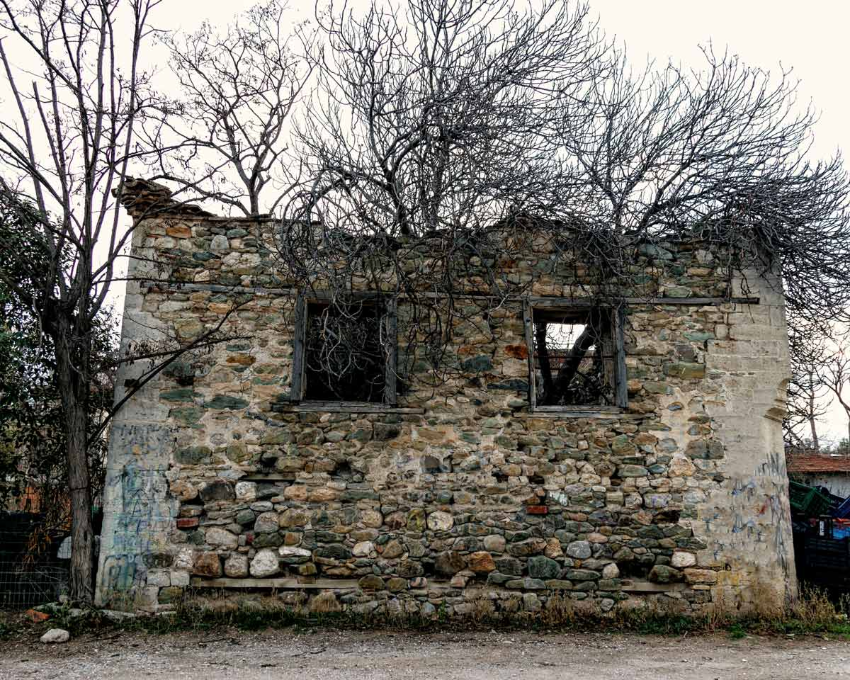 Башня Прасакаки, достопримечательности Салоники