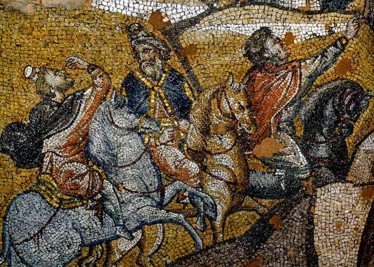 Церковь двенадцати апостолов: достопримечательности Салоники