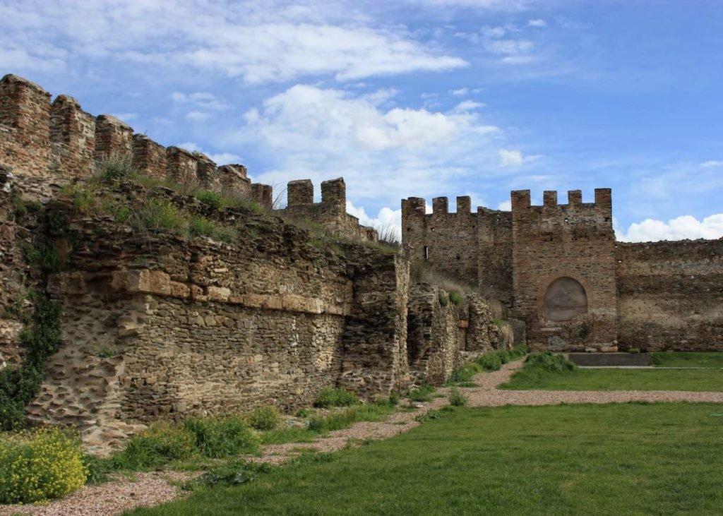 крепостная стена, достопримечательности Салоники