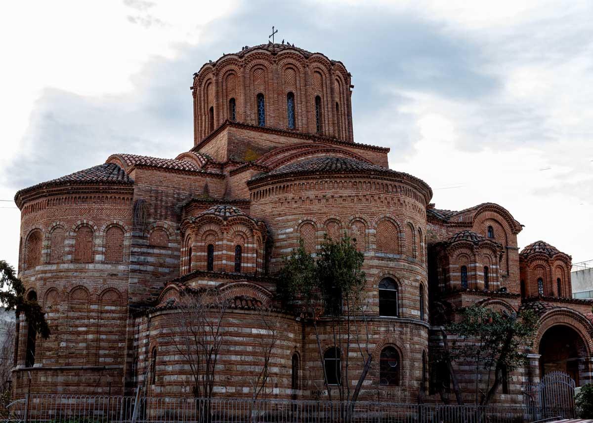 церковь Пророка Илии, достопримечательности Салоники
