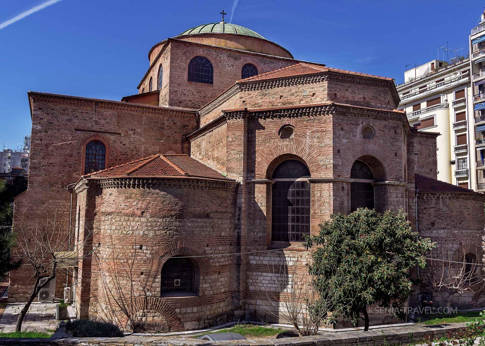 византийские памятники юнеско
