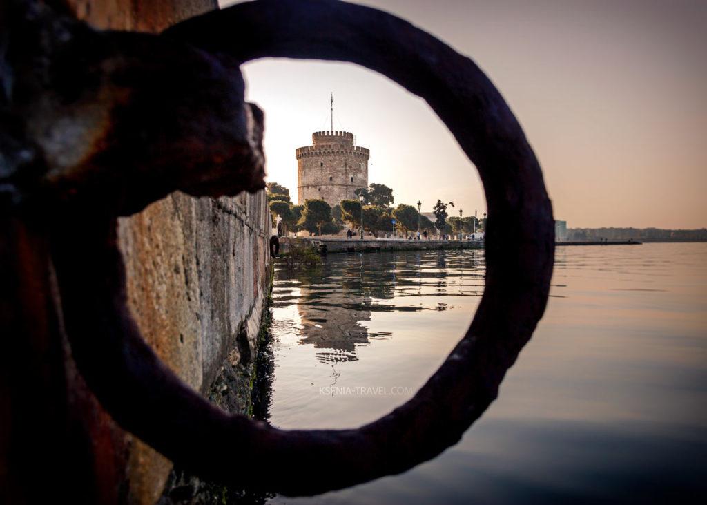 Белая Башня: достопримечательности Салоники