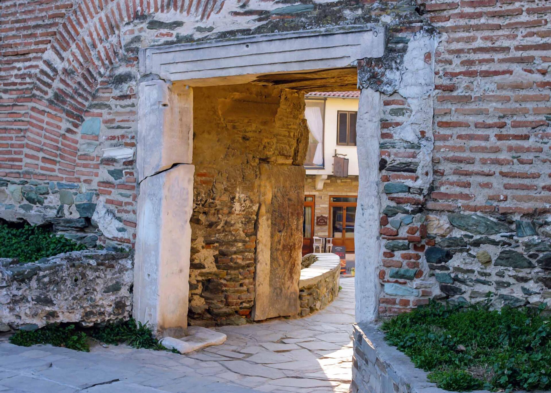 Ворота Анны Палеолог