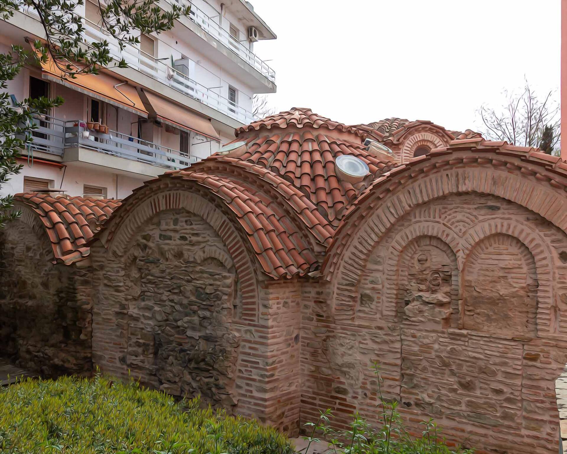 Византийские бани