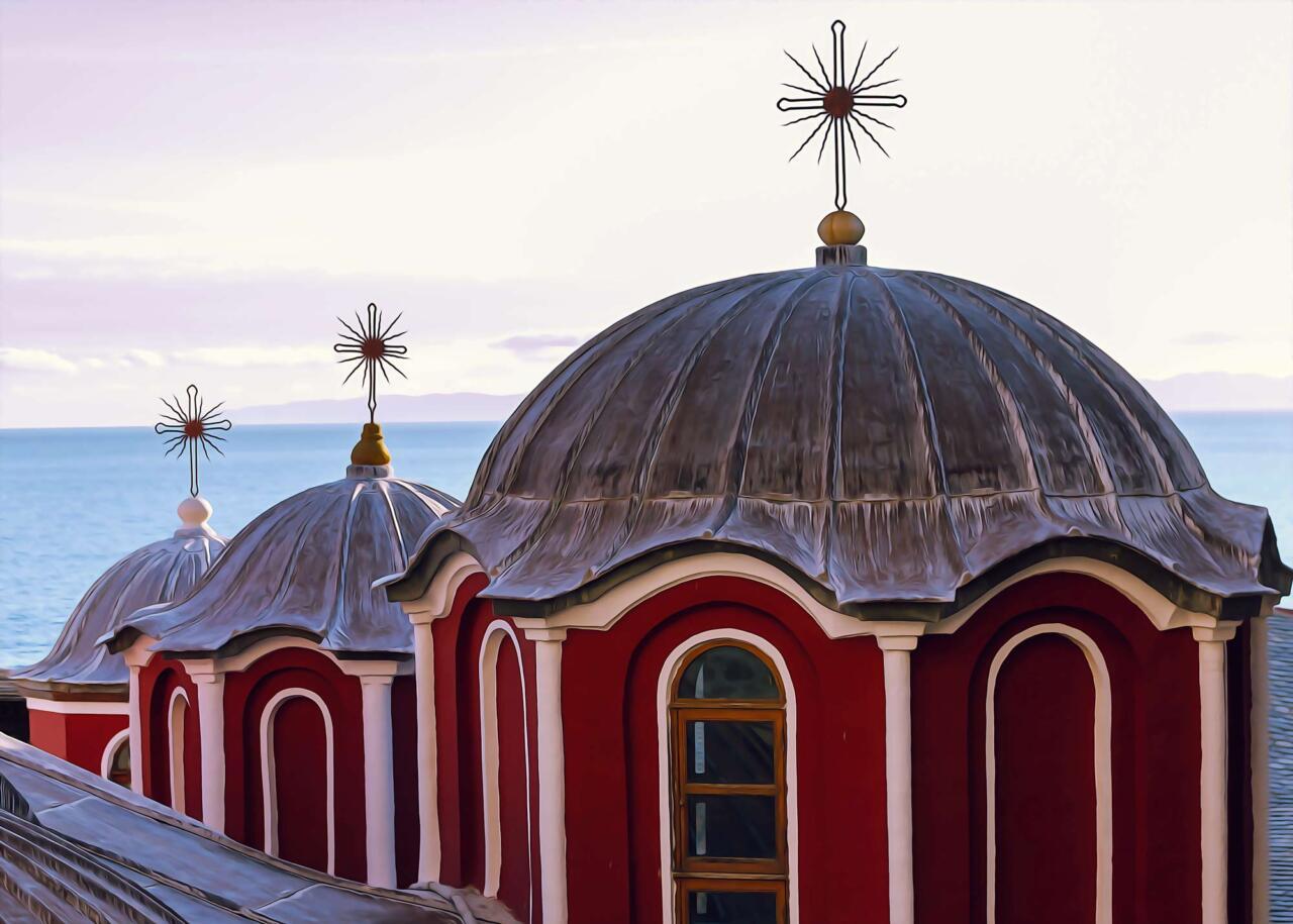 православные святыни Салоники, достопримечательности Греции