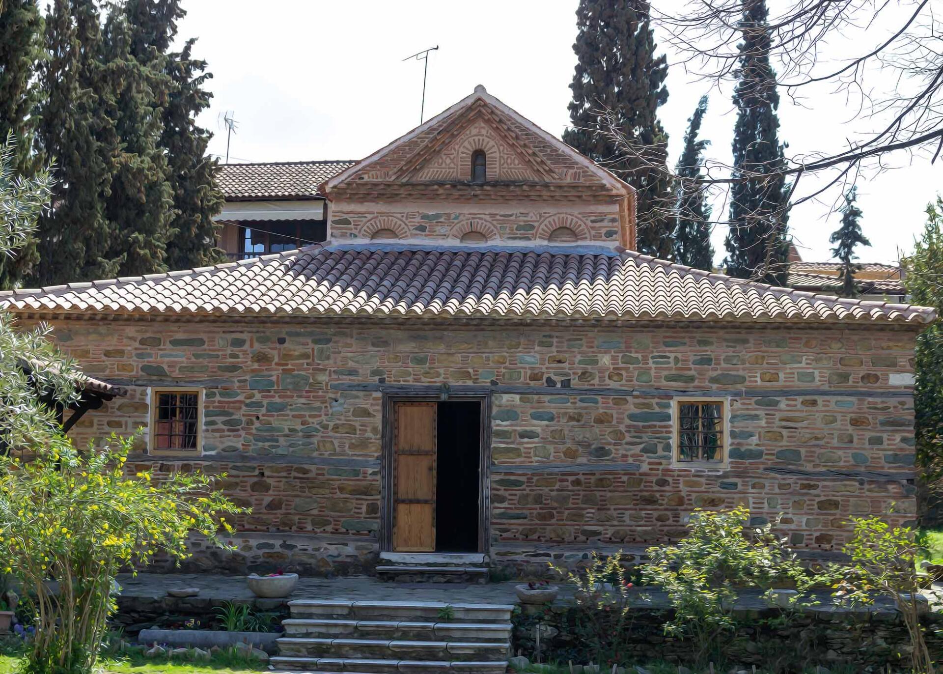 Церковь Святого Николая Орфаноса