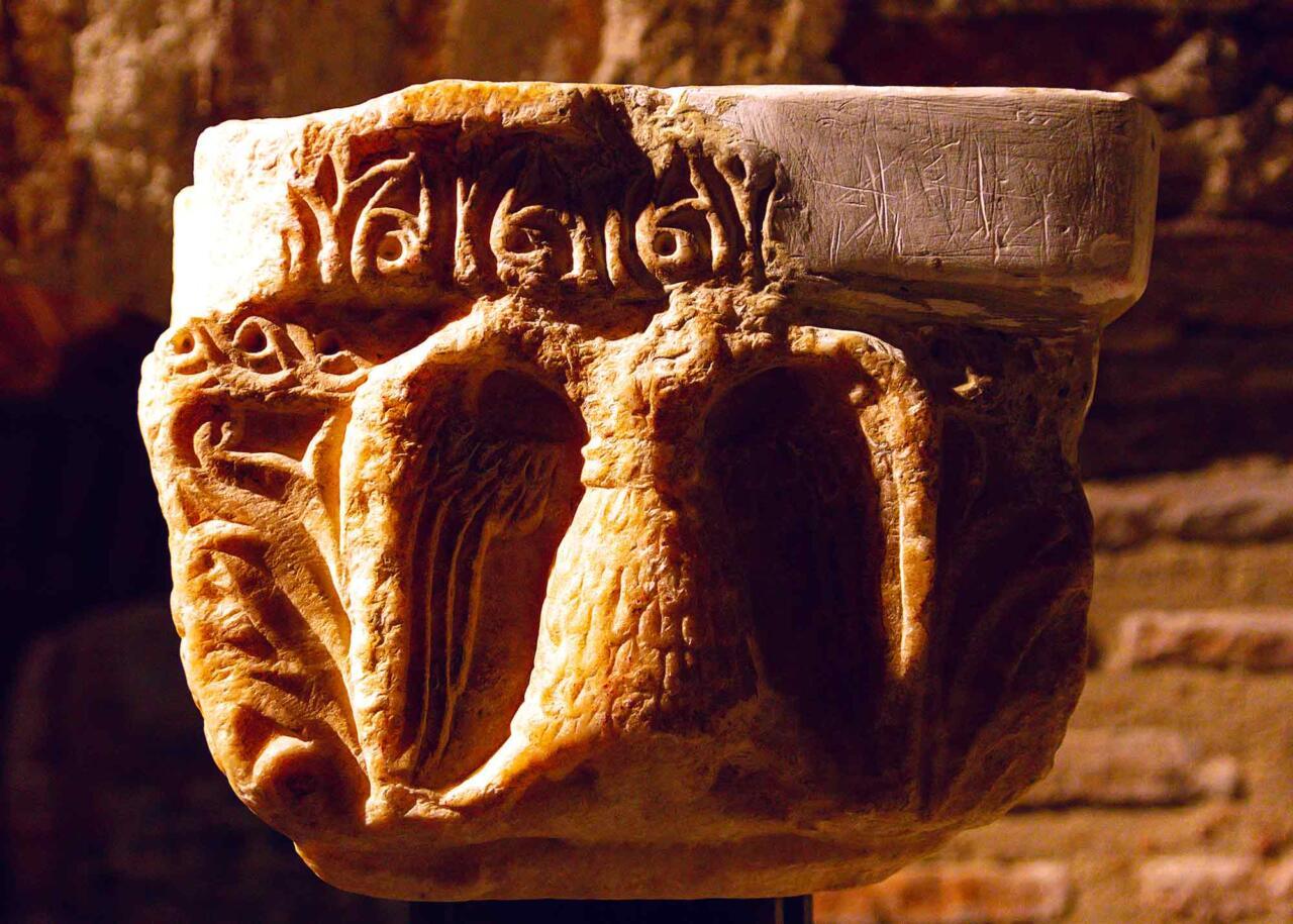 базилика дмитрия солунского : достопримечательности салоники