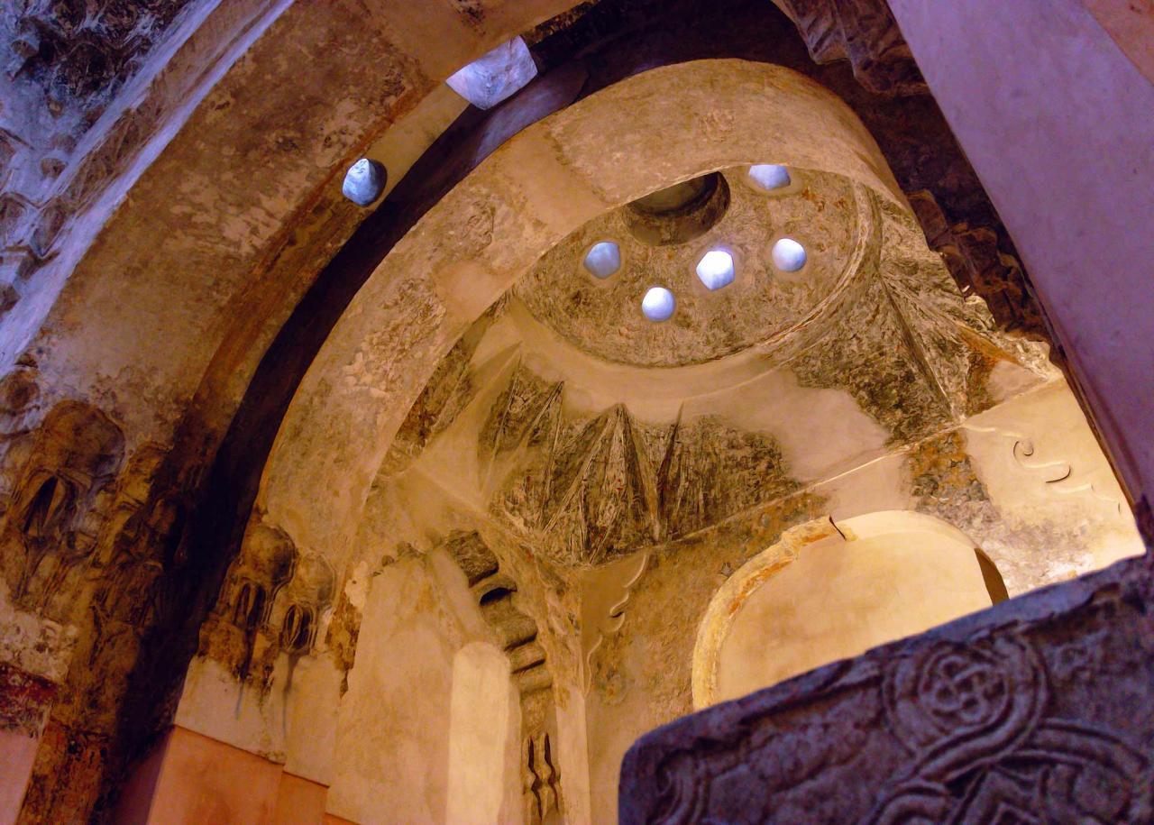 Бей хамам, достопримечательности Салоники
