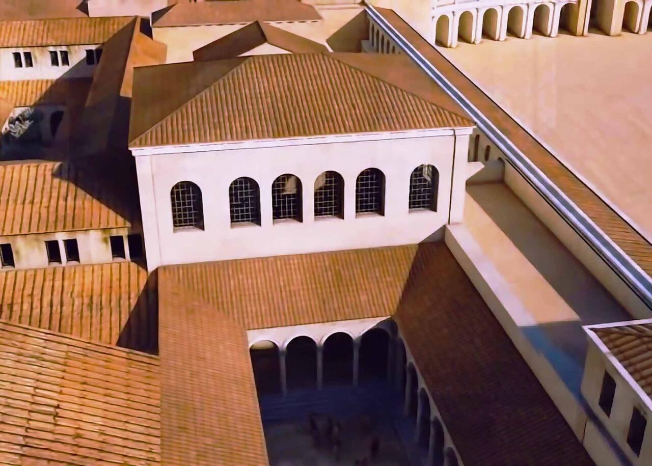 дворец галерия, достопримечательности салоники
