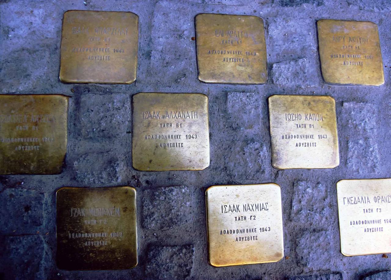 евреи в истории города Салоники, салоники - мать израиля, еврейский маршрут по Салоникам, экскурсия евреи Салоники