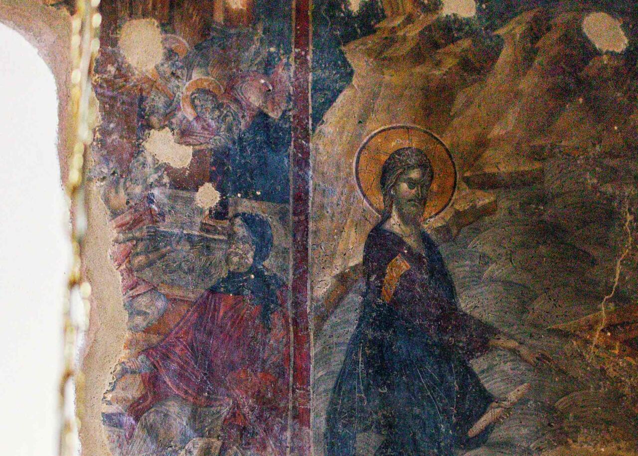 Фрески храма Святой Екатерины, Салоники