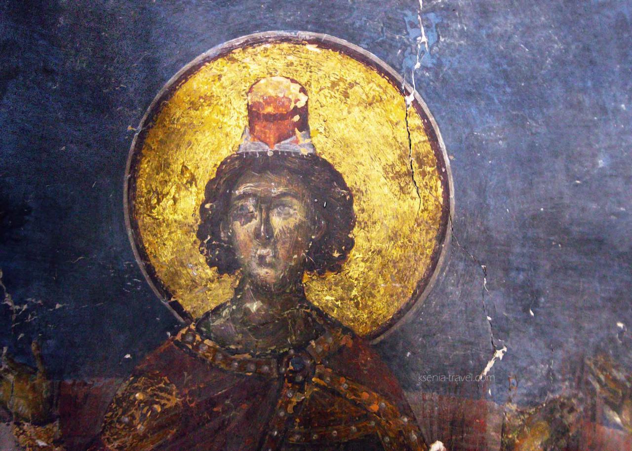 монастырь Влатадон : достопримечательности Салоники