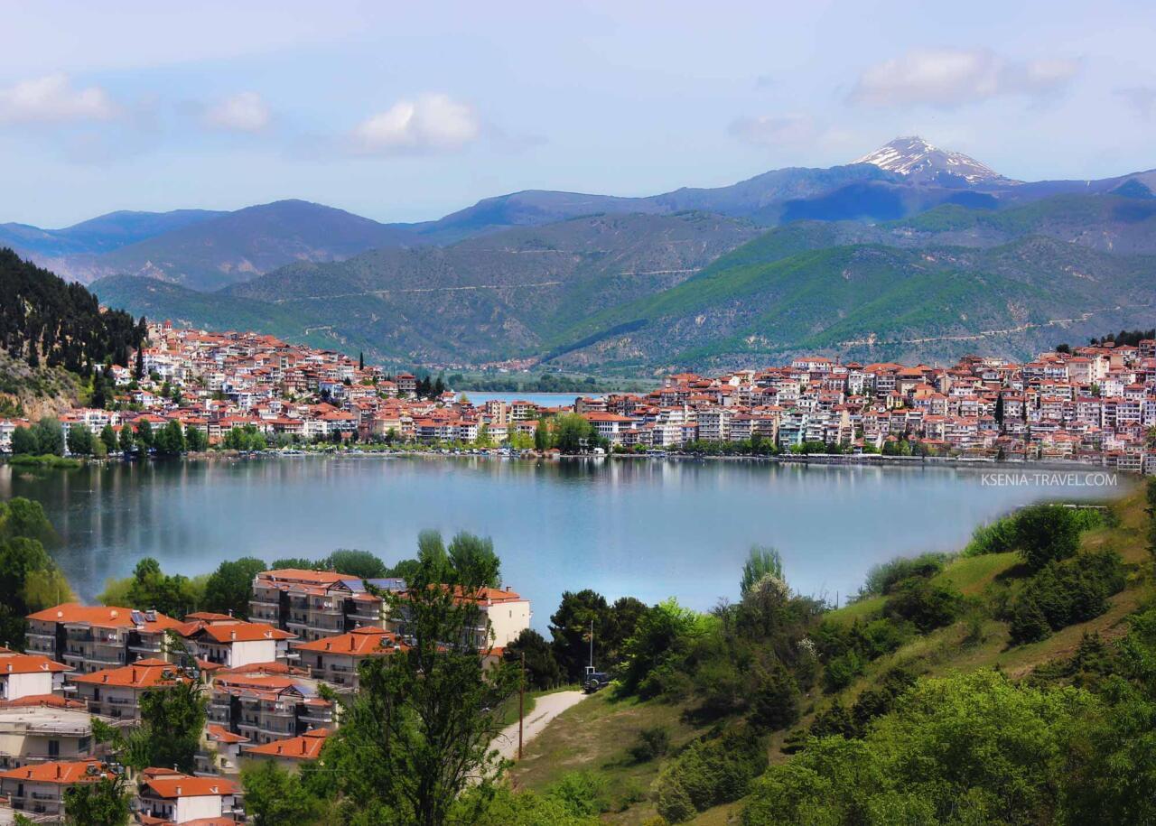 Касторья - город в Греции, эксурсии в гидом в Касторью