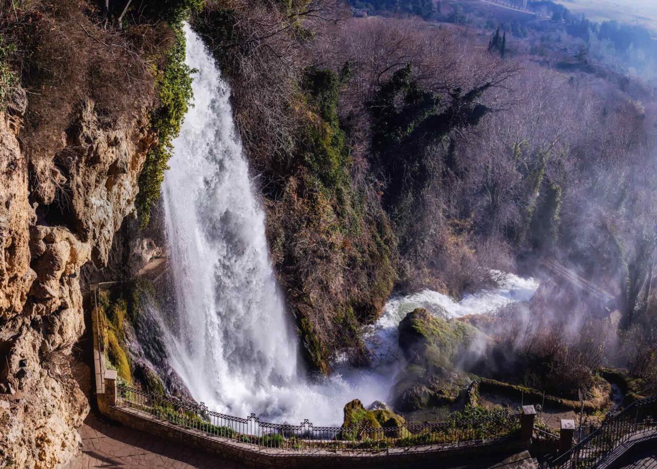 экскурсия в Эдессу – город водопадов