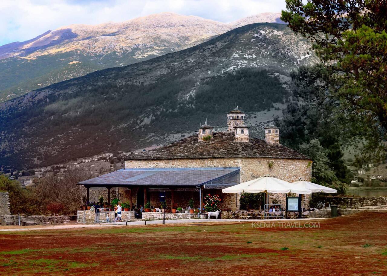 крепость города Янина, экскурсии по северной Греции