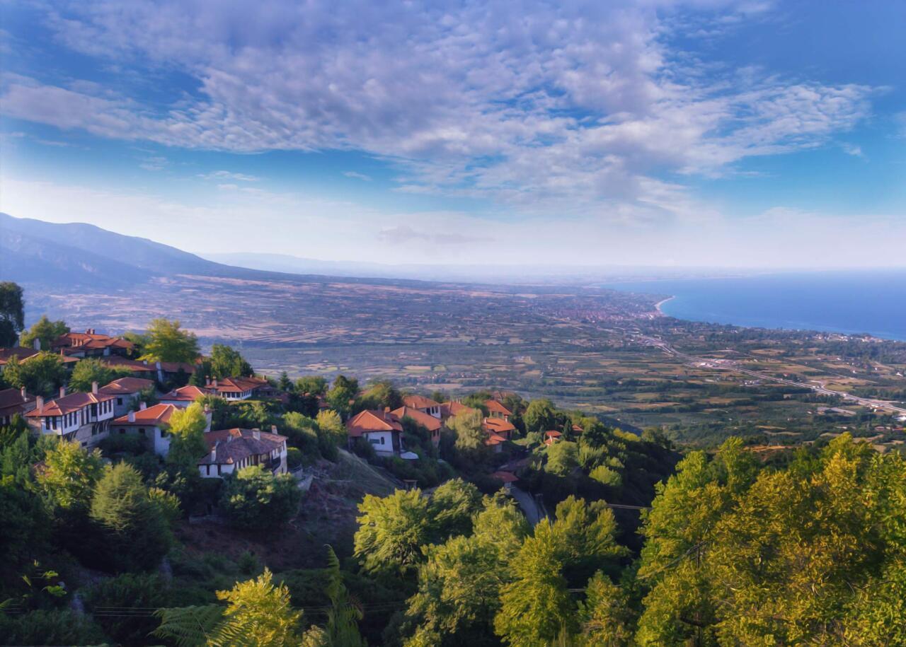 экскурсия на Олимп, гора Олимп в Греции