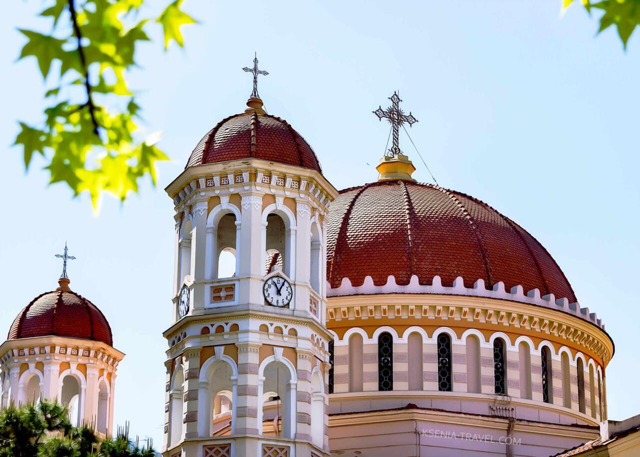 Собор Святого Григория Палама, митрополия Салоники