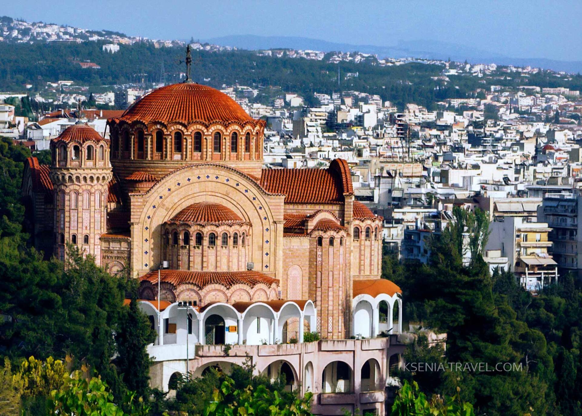Храм Святого апостола Павла