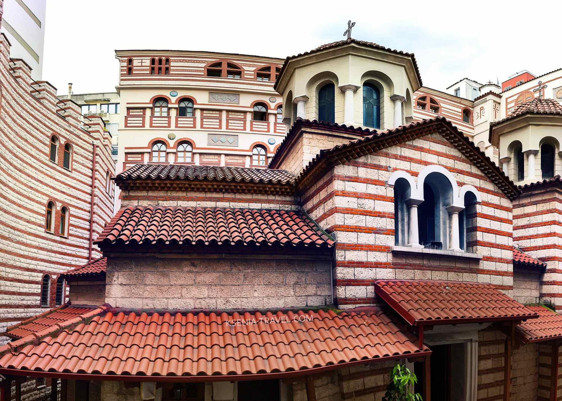Монастырь Святой Феодоры Солунской