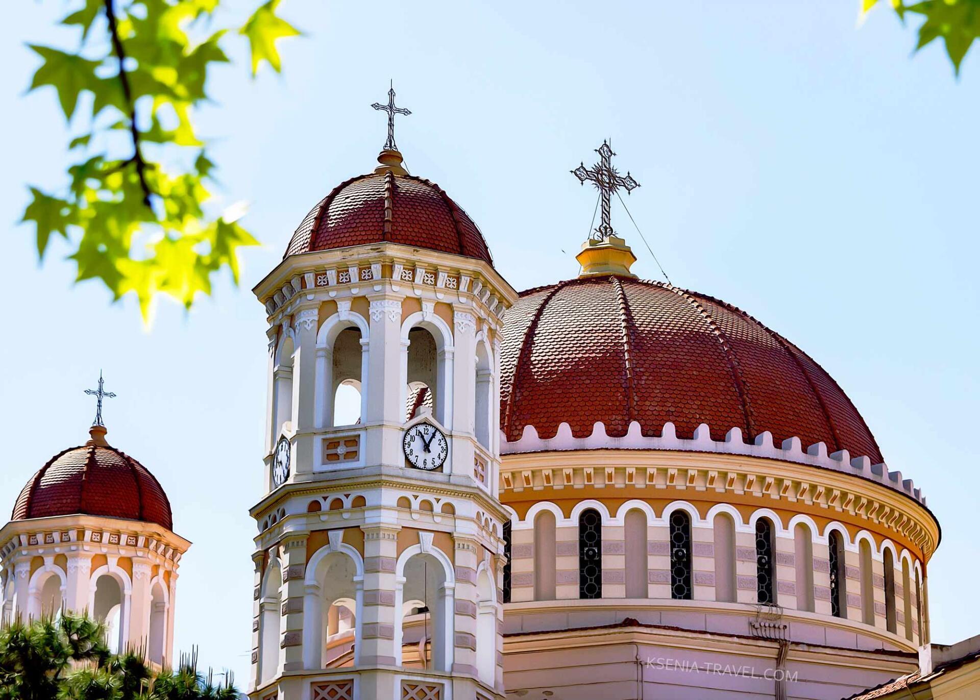 Собор Святого Григория Палама — Фессалоникийская митрополия