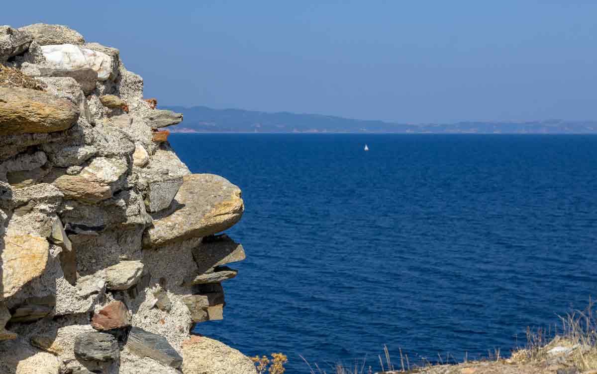 экскурсии по Халкидикам, Греция
