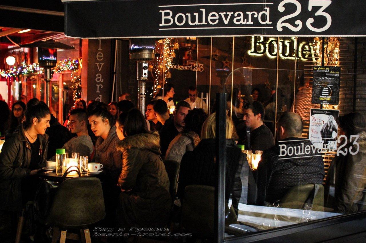 бары в Салониках